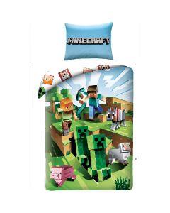 Детски спален комплект Minecraft action