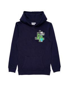 Блуза с качулка Minecraft