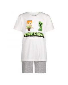 Пижама Minecraft Alex and Creeper