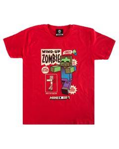 Тениска Minecraft Zombie