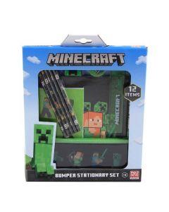 Сет Minecraft с ученически пособия, 12 части