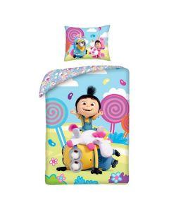Детски спален комплект Minions 9901BL