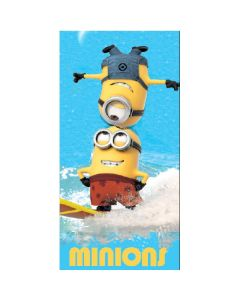 Плажна хавлия Minions