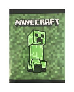 Тетрадка Minecraft Creeper А4