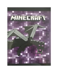 Тетрадка Minecraft Ender Dragon А4