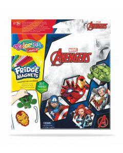 Colorino Marvel Avengers Магнити за хладилник
