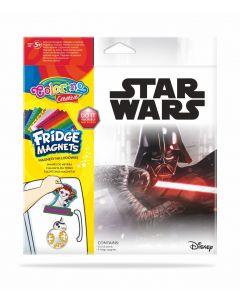 Colorino Marvel Star Wars Магнити за хладилник