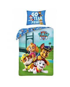Детски спален комплект Paw Patrol Go Team Paw