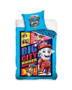 Детски спален комплект Paw Patrol The Movie Big City