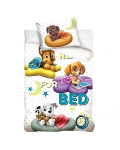 Бебешки спален комплект Paw Patrol baby 100x135 см