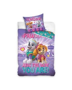 Детски спален комплект Paw Patrol Believe in yourself