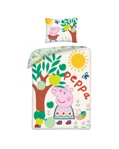 Детски спален комплект Peppa Pig Garden