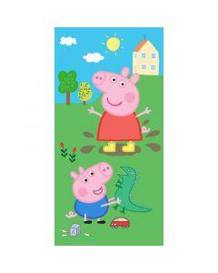 Плажна хавлия Peppa Pig