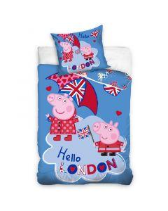 Детски спален комплект Peppa Pig London