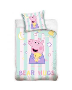 Бебешки спален комплект Peppa Pig baby 100x135 см