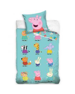 Детски спален комплект Peppa Pig