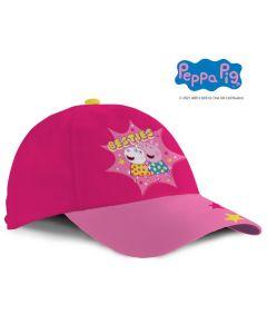 Шапка с козирка Peppa Pig Besties 52 см