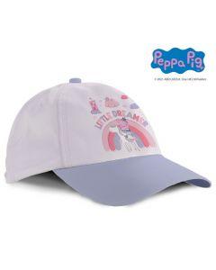 Шапка с козирка Peppa Pig Little Dreamer 52 см