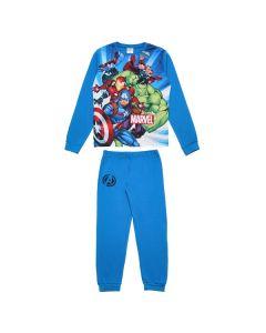 Пижама Marvel синя в луксозна кутия