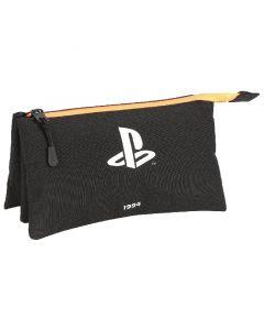 Ученически несесер Playstation Black