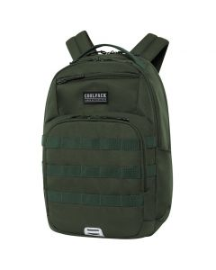Раница COOLPACK - ARMY - GREEN