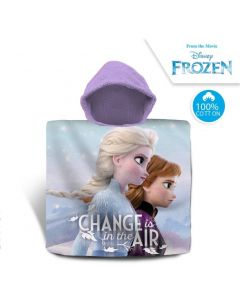 Пончо Frozen