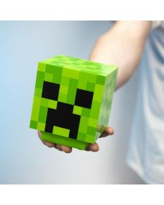 Лампа Minecraft Creeper