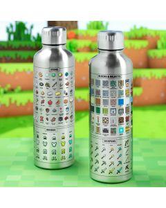 Термо бутилка за вода Minecraft 500 ml