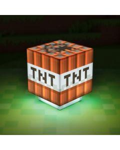 Лампа със звук Minecraft TNT.