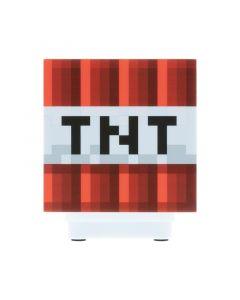 Лампа Minecraft TNT със звук