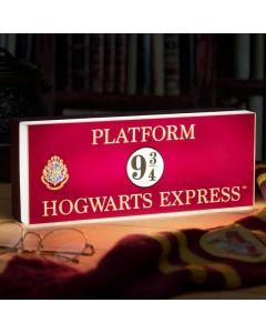 Лампа Platform 9 3/4 от Хари Потър.