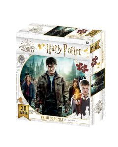 3D пъзел Harry Potter, Hermione and Rone 500 части