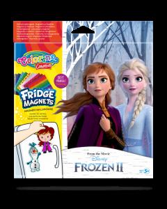 Colorino Disney Frozen II Магнити за хладилник