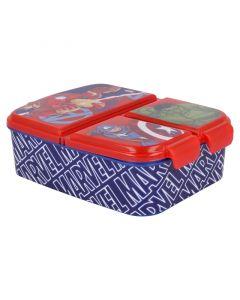 Кутия за сандвичи Avengers с отделения