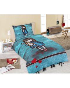 Santoro Gorjuss Детски спален комплект син