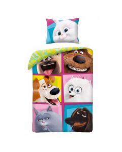 Детски спален комплект Сами в къщи животни