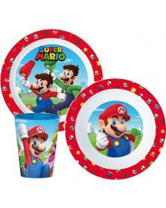Пластмасов комплект Super Mario