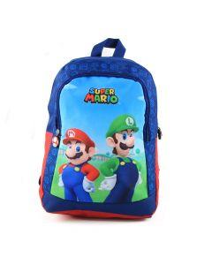 Раница за детска градина и предучилищна група Super Mario и Luigi