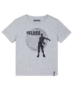 Тениска Fortnite Floss gray