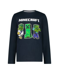 Блуза Minecraft Black