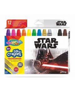 Colorino Star Wars Silky пастели 12 цвята