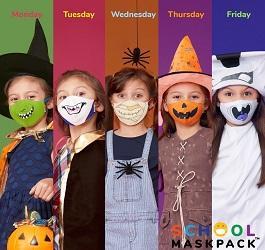 Новите маски за лице на Crayola