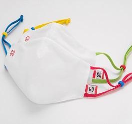 Предпазните детски маски GO white KIDS