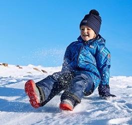 Как да изберем правилния ски екип за деца