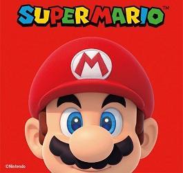 Super Mario става на 35 години