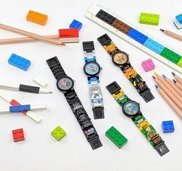 Отново на училище с LEGO часовници