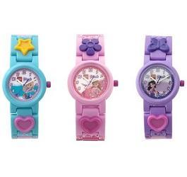 Новите сглобяеми LEGO® Friends часовници
