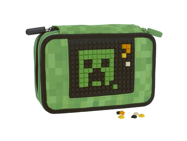 Minecraft backpacks and pencilcases