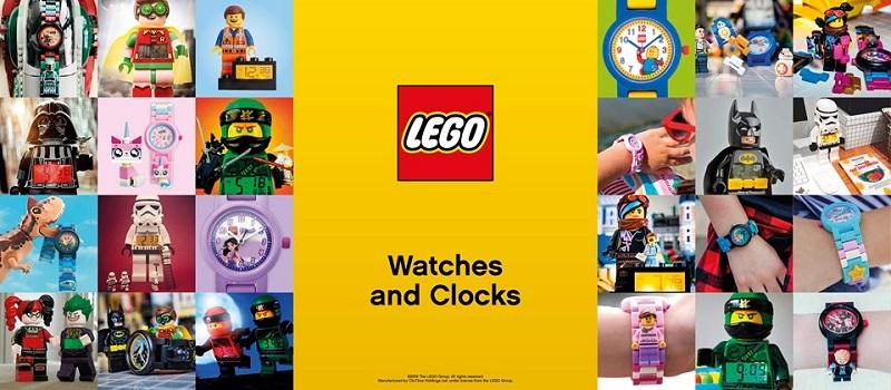 lego часовници и будилници от uwear.bg